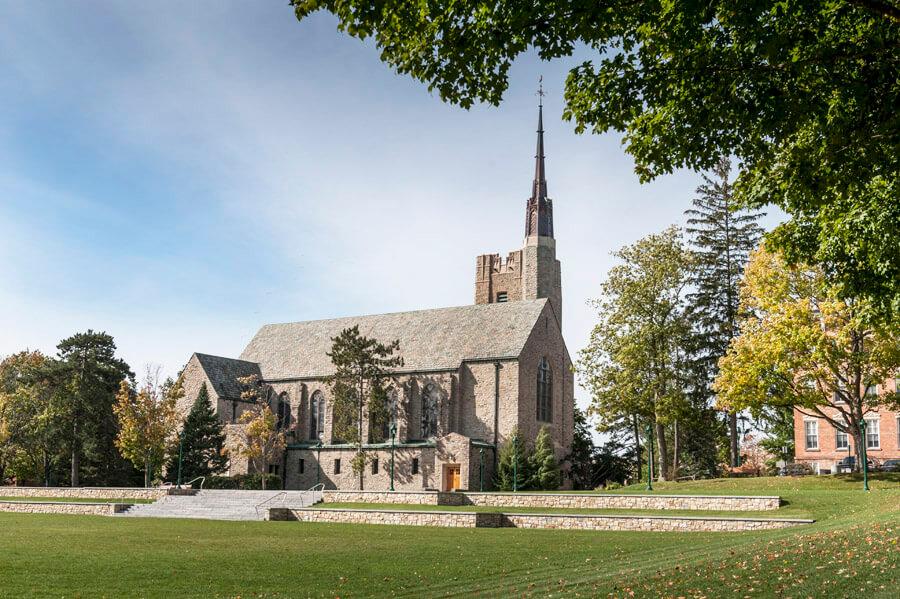 Gunnison Chapel Exterior